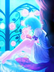 Remilia Scarlet by yonakisuwa