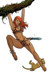 wildgirl by saruxaxa