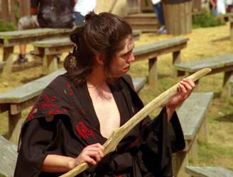 Young Samurai by Photoninja