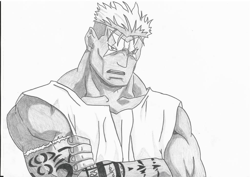Scar - Fullmetal Alchemist Brotherhood by Kakashi1901 on ...