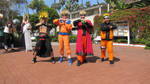 Naruto Cosplay Versions by Jrzil4shizzle