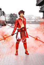 Yukimura Sanada cosplay by JhonkunAGM