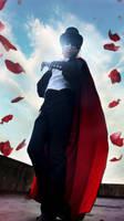 Tuxedo Mask ~ Roses by JhonkunAGM