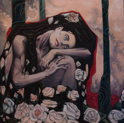 The lover by j-vidanova