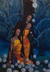 The sisters by j-vidanova