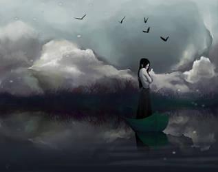 Lost Soul by j-vidanova