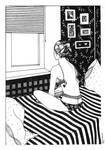 She is dreaming by j-vidanova