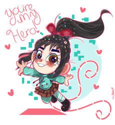 I'm adorable! by chibiirose