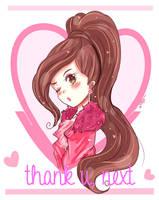 thank u, next by chibiirose