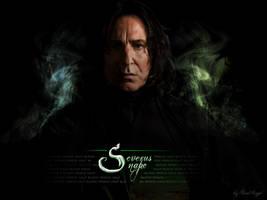 .:Severus Snape:. by SeverusSnapesAngel