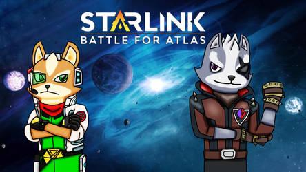 Star Fox in StarLink poster by SmashFan1367