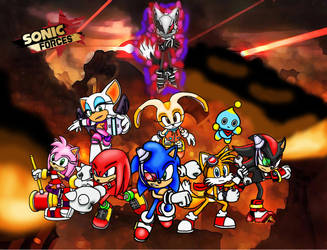 Sonic Forces my version by SmashFan1367