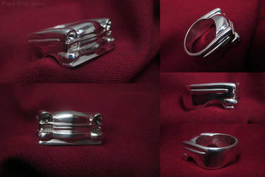 Custom 56' Bel Air Ring by EagleWingGallery