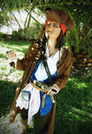 Jack Sparrow: Savvy? by BasiliskRules