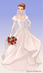 Bethylasia's Wedding Gown by AmericaMarten