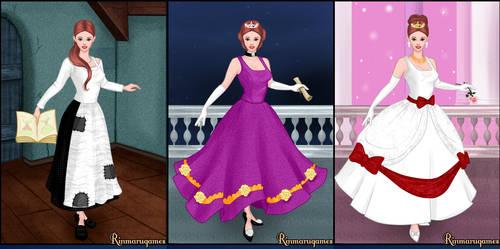 Bethylasia in Cinderella by AmericaMarten