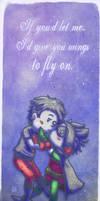 Flying Lessons -TimKon- by CrimsonEscapist