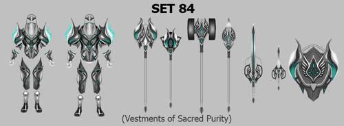 Armour set 84 by Untitliel