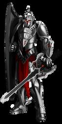 Knight by Untitliel