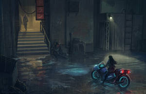 Back Alley by GrenadeKitten