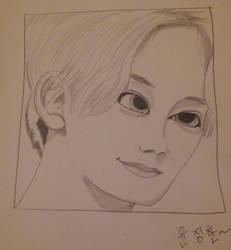 Jeonghan (Seventeen) by SS4Benatar