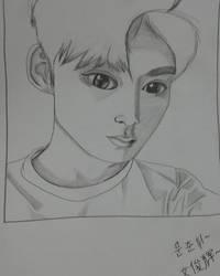 Jun (Seventeen) by SS4Benatar
