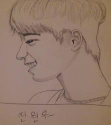 Wonwoo (Seventeen) by SS4Benatar