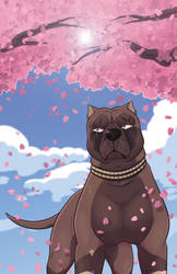 Cherry Blossom by ZooExorcist