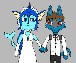 (Gift) A happy Marriage by JubeiTheFox1942