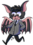 Batty Little Babe (commission) by Angry-Baby