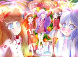 Merry Christmas!!! by Gotenkai