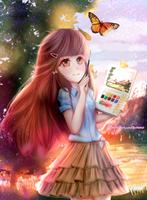 Painting the nature by Gotenkai