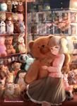 Big teddy by Gotenkai