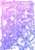 Final Fantasy Tactics A2 by yuniedante