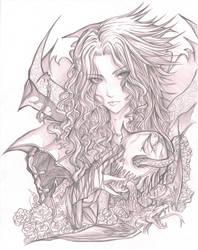 death ballad by yuniedante