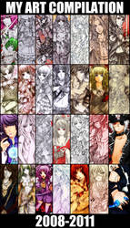 Art Compilation 2008-2011 by yuniedante
