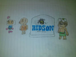 RIP Hudson Soft by NinteRarewSegaFan123