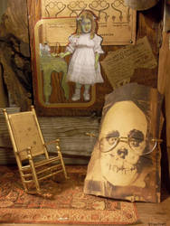 Fragment of Spirit Box by TreePruitt