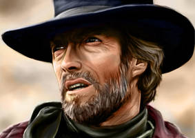 Clint Eastwood by Canada-Guy-Eh