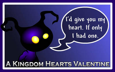 A Kingdom Hearts Valentine by Canada-Guy-Eh