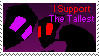 I Support The Tallest Stamp by DuckehLuff