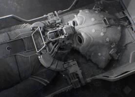 Alien by vadozzer