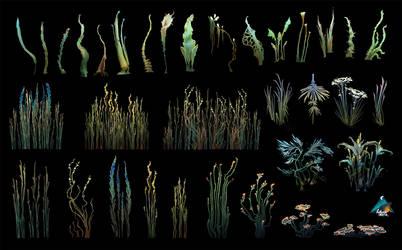 Plants 2 by vadozzer