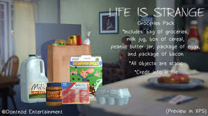LiS - Grocery Pack by angelic-noir