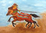 Horsepower by IcefireStarfire