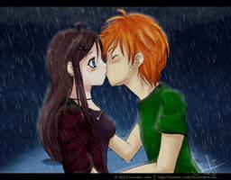 + + Kiss Me + + by lunatic-neko