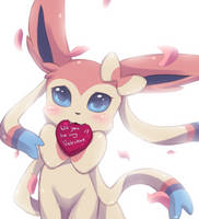 Will you be my Valentine? by lunatic-neko