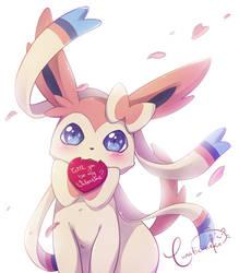 [Redraw] Will you be my Valentine? by lunatic-neko