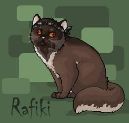 Rafiki by Blubird101