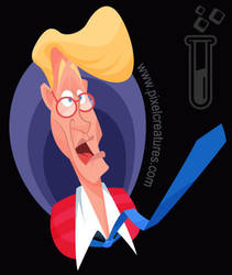 Freight Features: Egon by Pixelcreatures